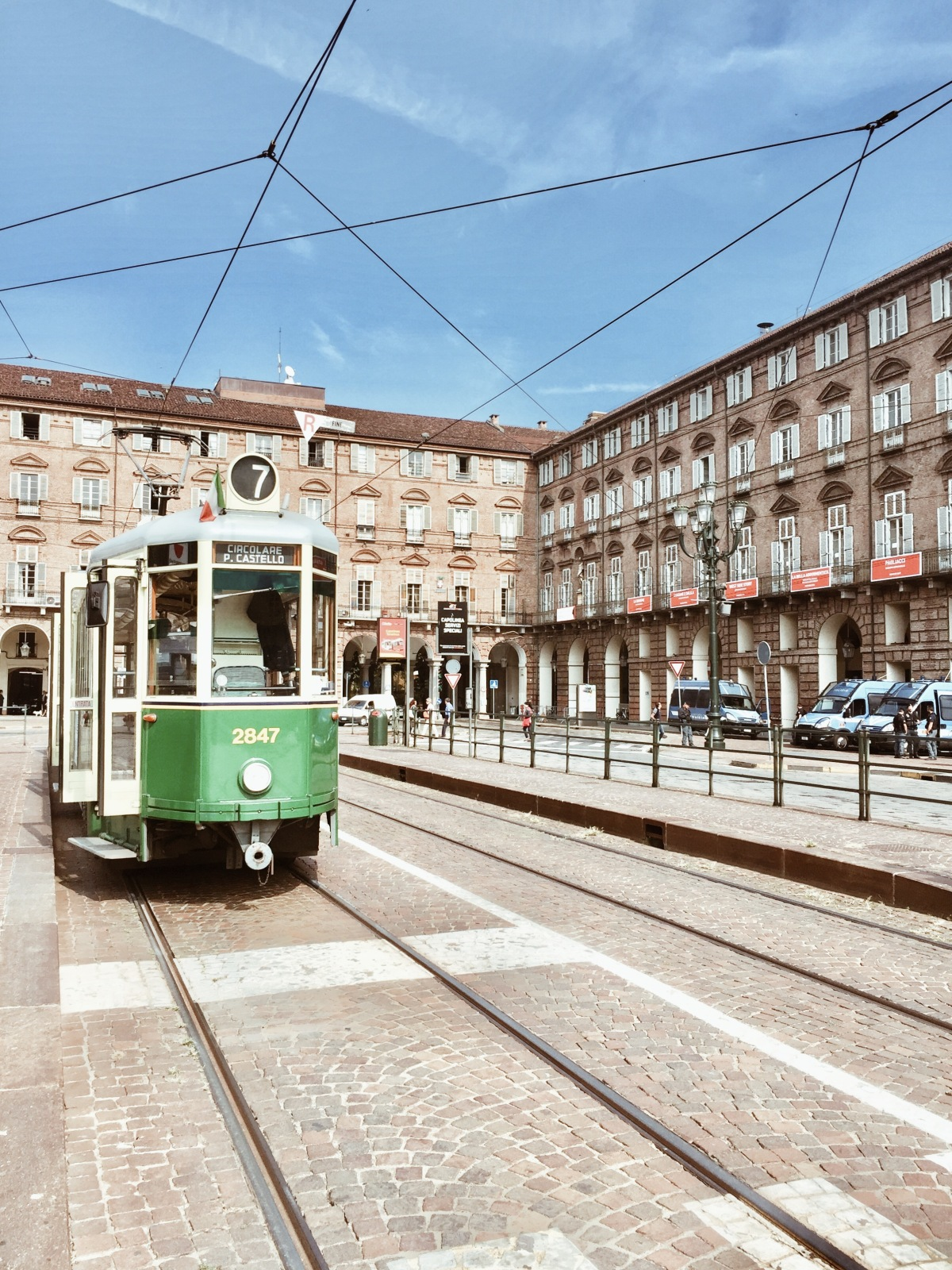 Torino, itinerario a piedi per le vie delcentro
