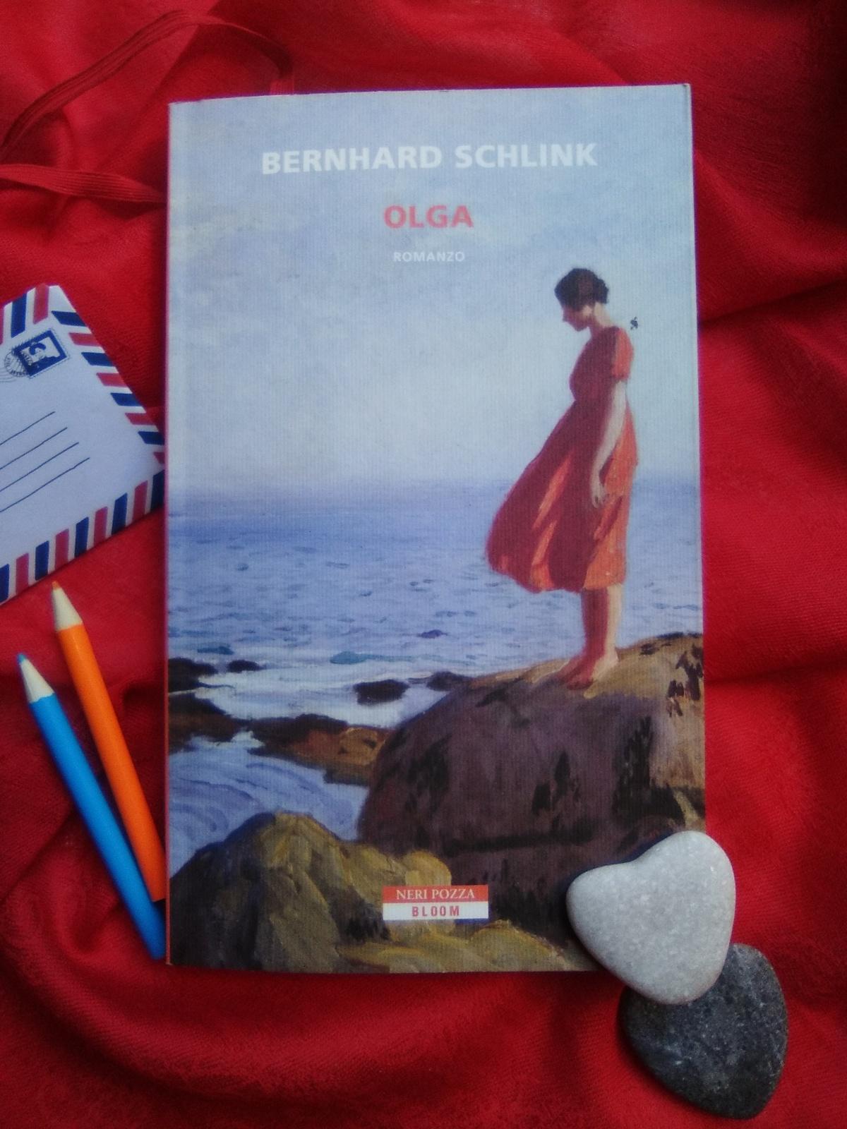 Bernhard Schlink, Olga. Una donna, unsecolo
