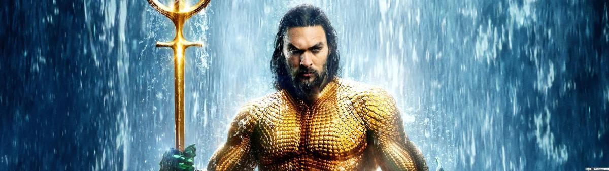 Ho visto Aquaman ed ecco cosa nepenso!