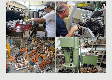 Produzione industriale (combo)