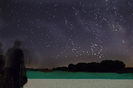 cielo stellato