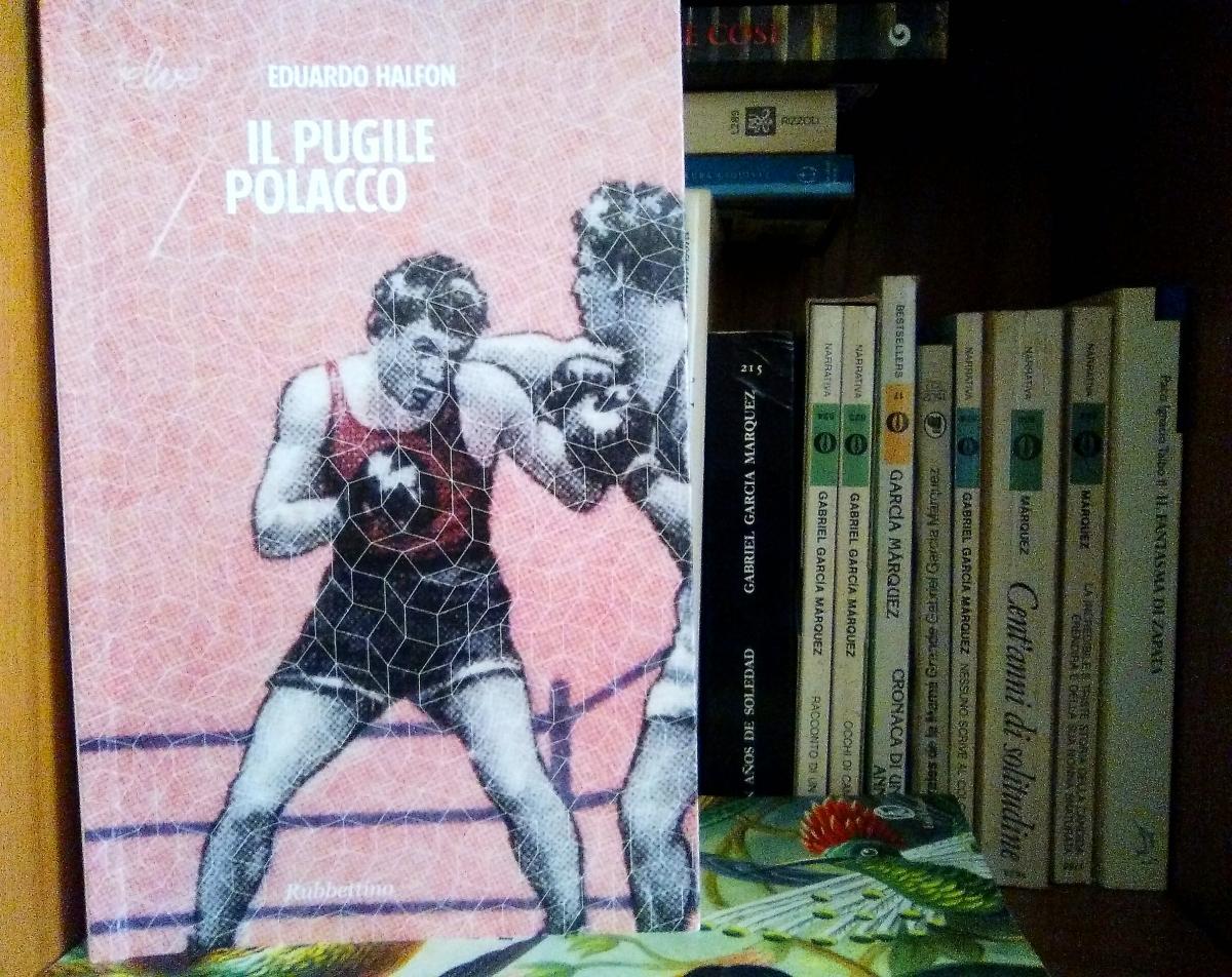 Eduardo Halfon, Il pugile polacco. «La letteratura rompe larealtà»