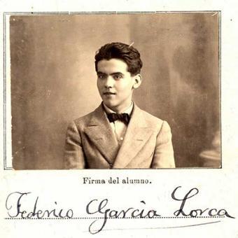 F.G. Lorca, El poeta habla por teléfono con elamor