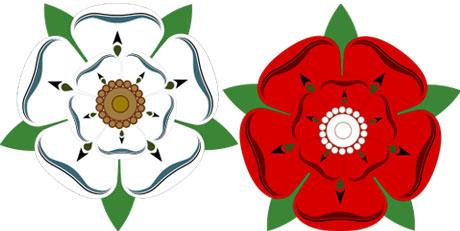 George R.R Martin e la guerra delle due rose ∼ la vera storia che ispirò la saga di Game ofThrones