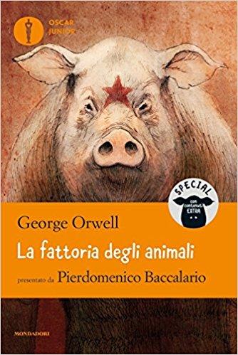 La Fattoria Degli Animali (parlando di libri) di FioralbaFocardi