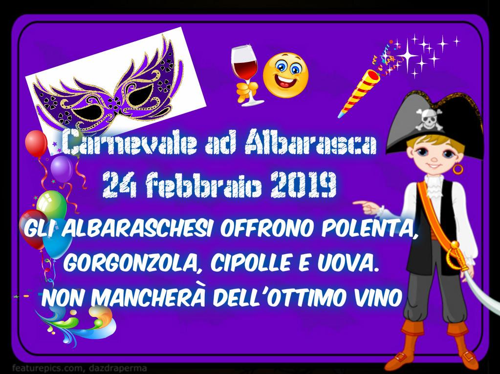 Carnevale Albaraschese (AL) di MarinaVicario