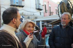 Anna Capodanno Presidente Vicoli Saraceni