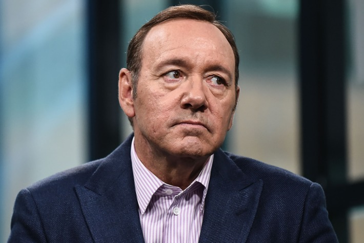 Kevin Spacey: anche lui complice?