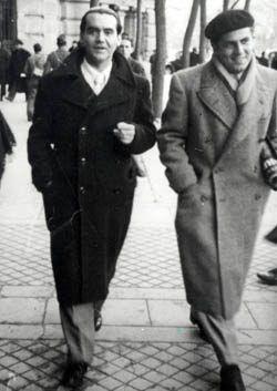 F.G. Lorca, Soneto gongorino en que el poeta manda a su amor unapaloma