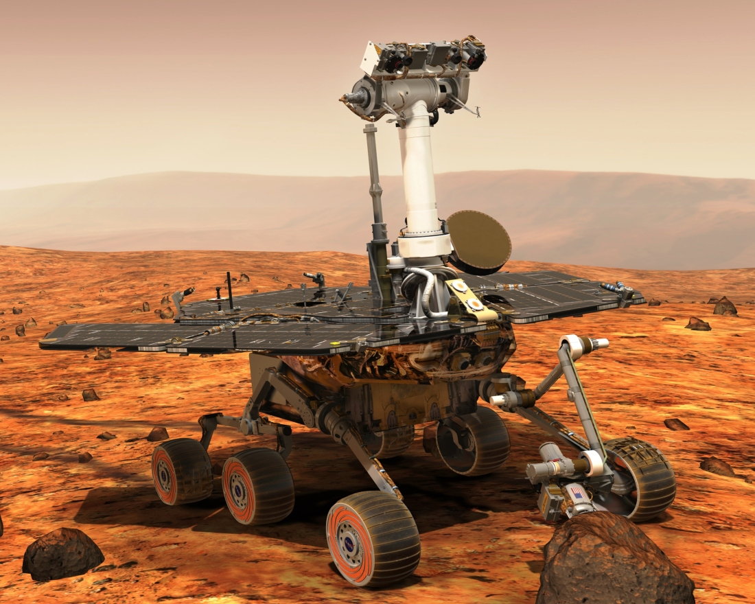 Mars-Exploration-Rover-Spirit-Opportunity-surface-of-Red-Planet-NASA-image-posted-on-SpaceFlight-Insider