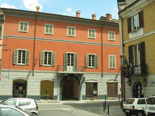 Serravalle Scrivia Palazzo_Grillo