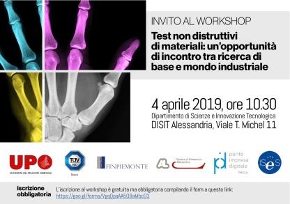 1 INVITO Workshop Test non distruttivi