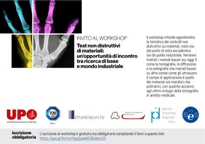 2 INVITO Workshop Test non distruttivi
