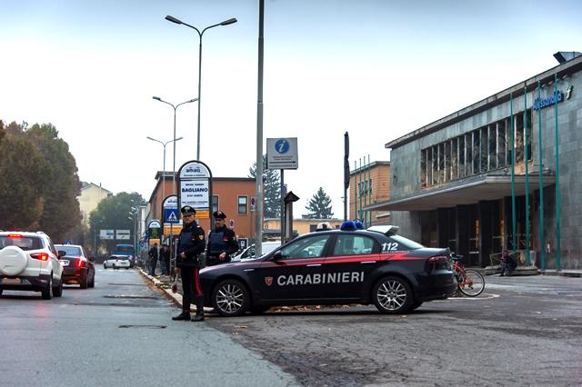 Carabinieri ok