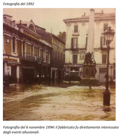 Cinema Moderno alluvione 1994