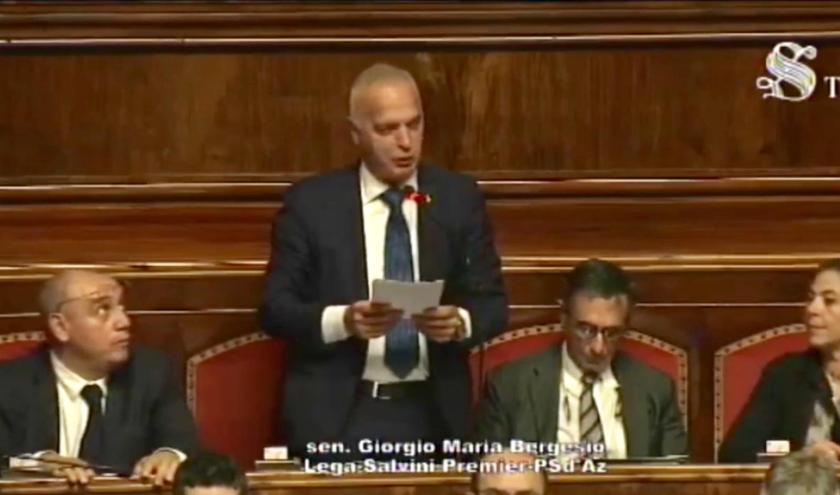 Giorgio Maria Bergesio Senato