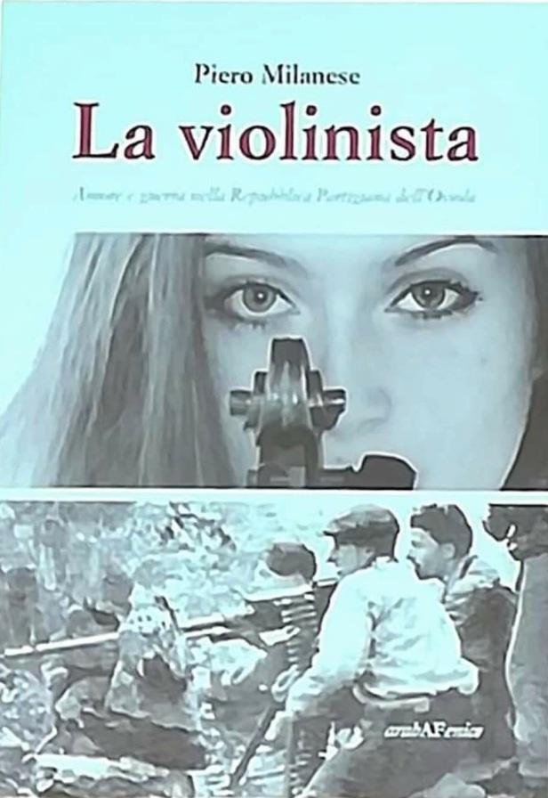 La violinista di Piero Milanese copia