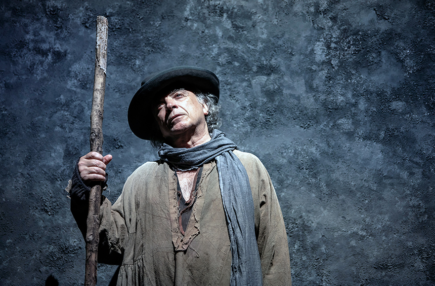 I miserabili – #regia di Franco Però #teatro[#recensione]