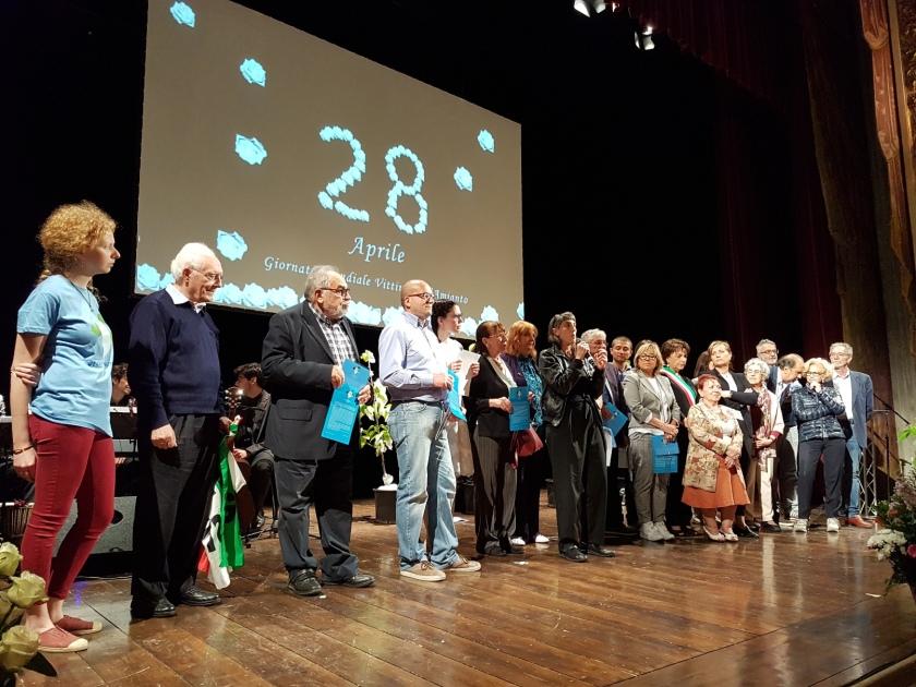 Premio Eternot cerimonia 2018