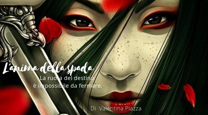 L'anima della spada di Valentina Piazza [COVERREVEAL]