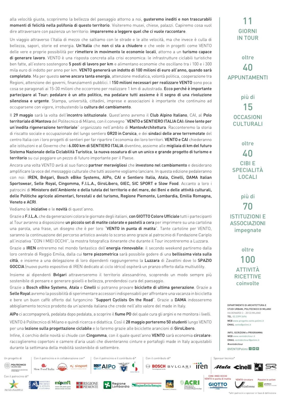 1aa 20190325_Comunicato Stampa_VENTOBiciTour2019_POLIMI