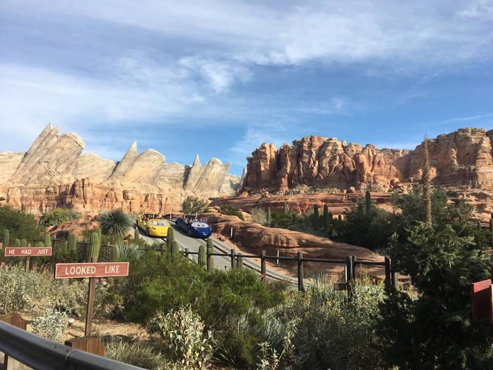 Giornata a Disneyland di LosAngeles