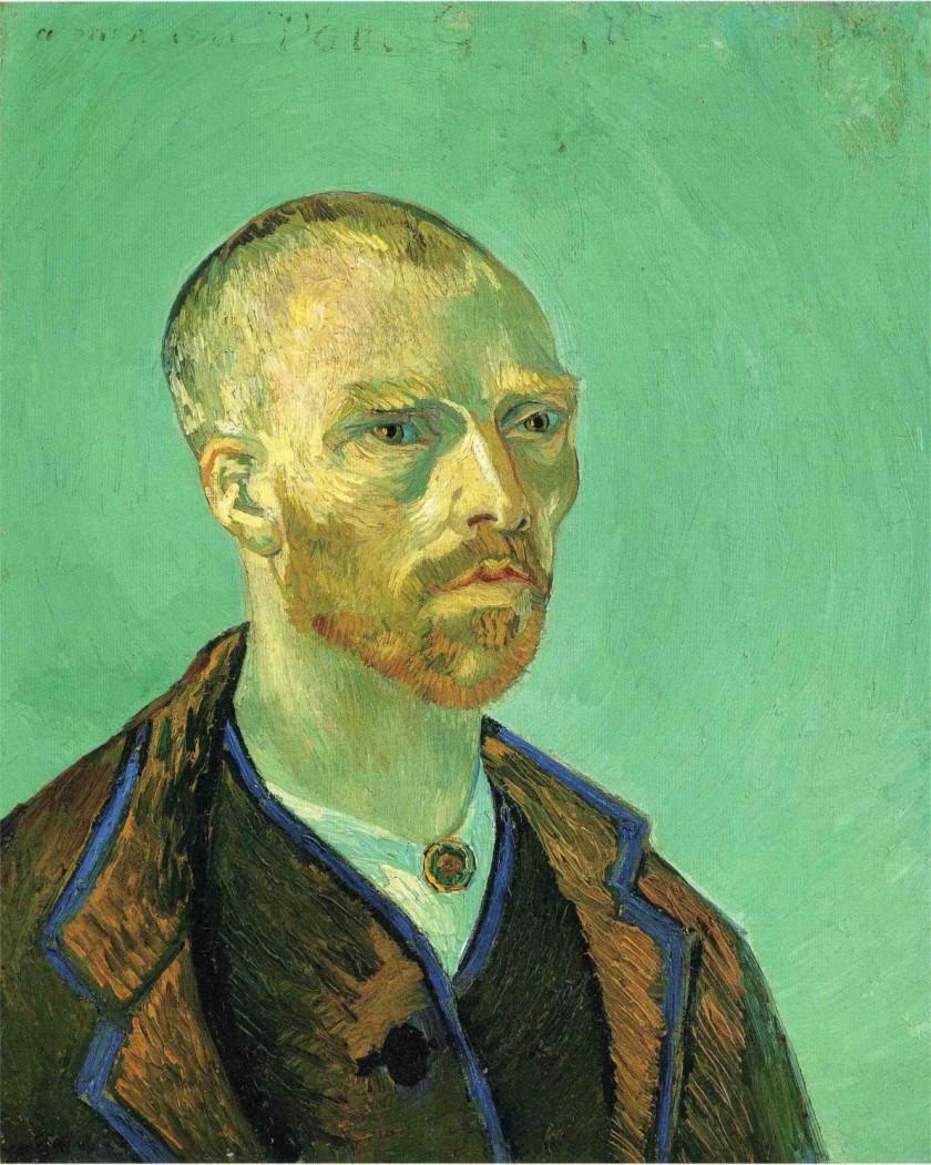 Autoritratto-dedicato-a-Paul-Gauguin-Van-Gogh-analisi