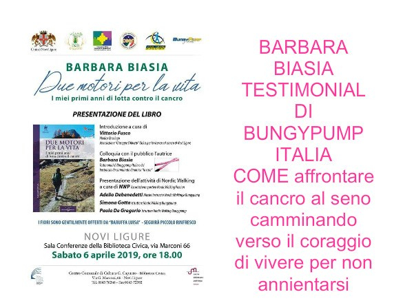 A NOVI LIGURE  la straordinaria testimonianza di BarbaraBiasia