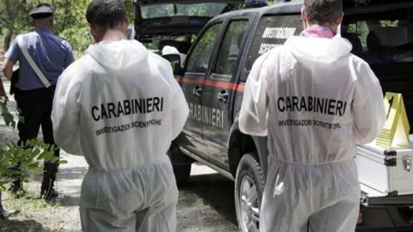 carabinieri omicidio scientifica-2