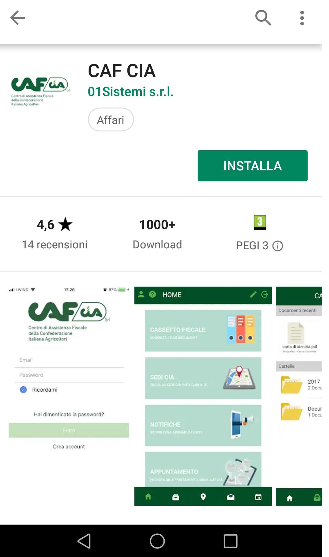 cia app-cia