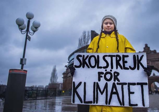 Lo sciopero per il clima dura un giorno, l'emergenza no