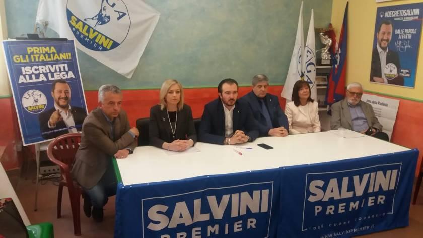 Lega Alessandria elezioni 2019 1