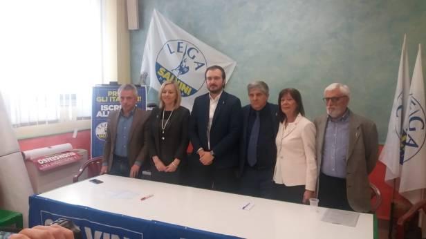 Lega Alessandria elezioni 2019 2