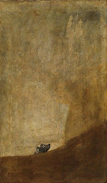 353px-Goya_Dog
