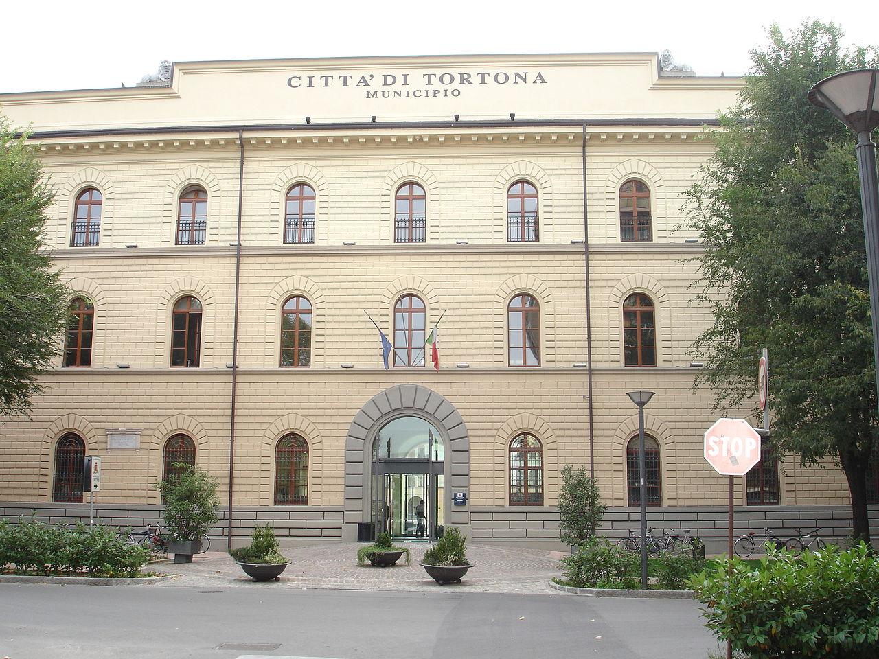 Comune Tortona Ex Caserma Passalacqua Municipio copia