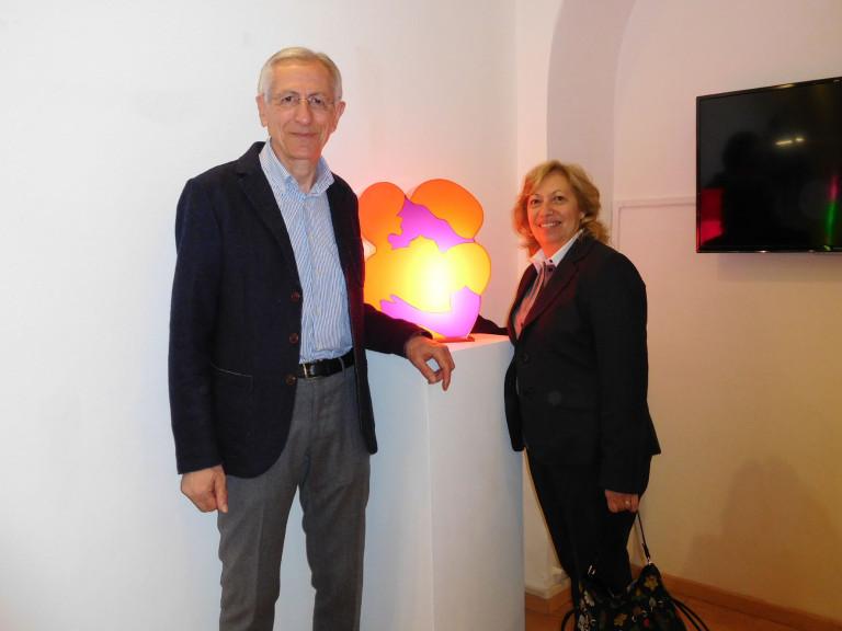 Nadia Presotto e Renato Luparia