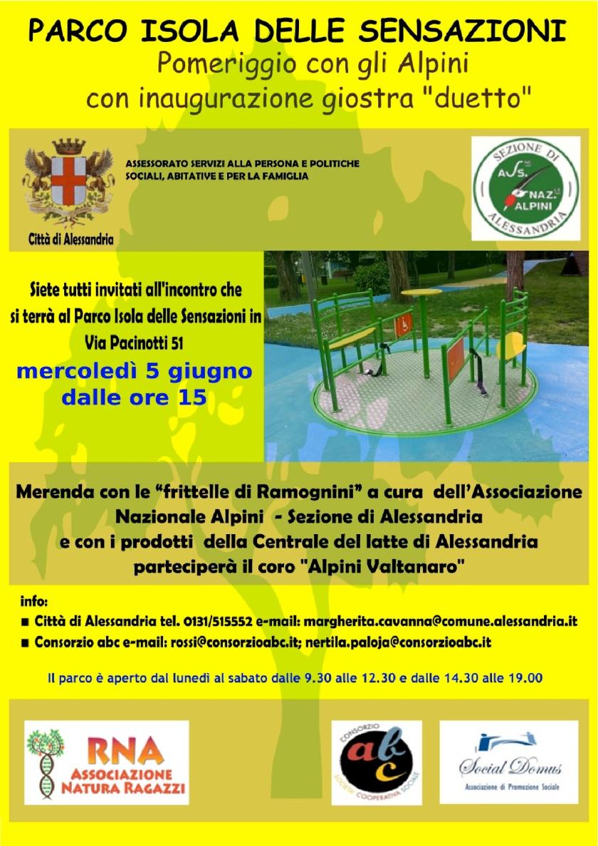 ALPINI_Parco isola