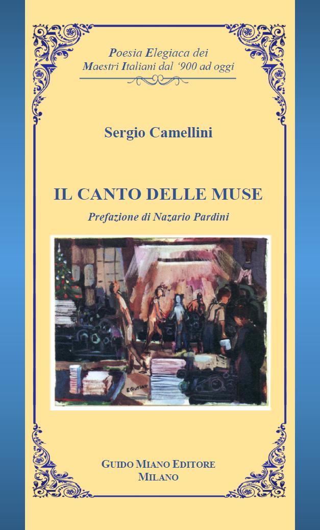 Camellini Sergio - Il canto delle Muse [fronte]