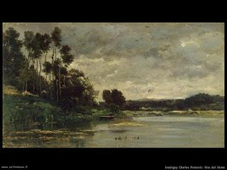 Charles-François Daubigny, pittore e fine incisore, di MauraMantellino