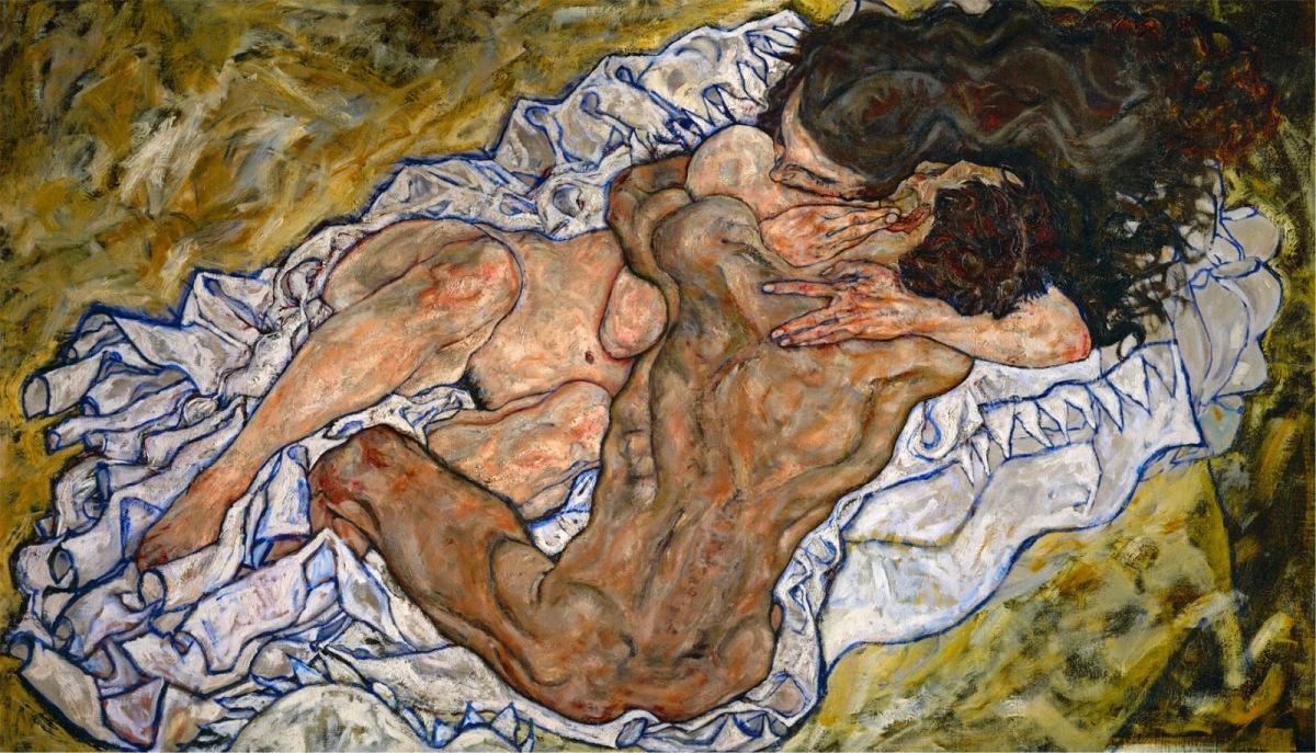 Egon Schiele una PitturaTormentata