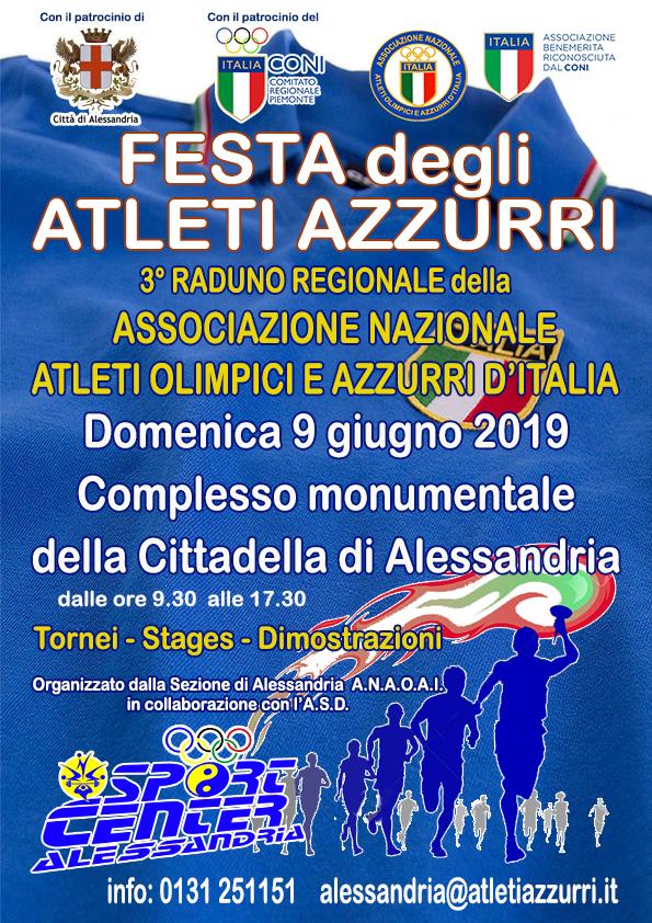 Festa Atleti Azzurri_Alessandria_2019