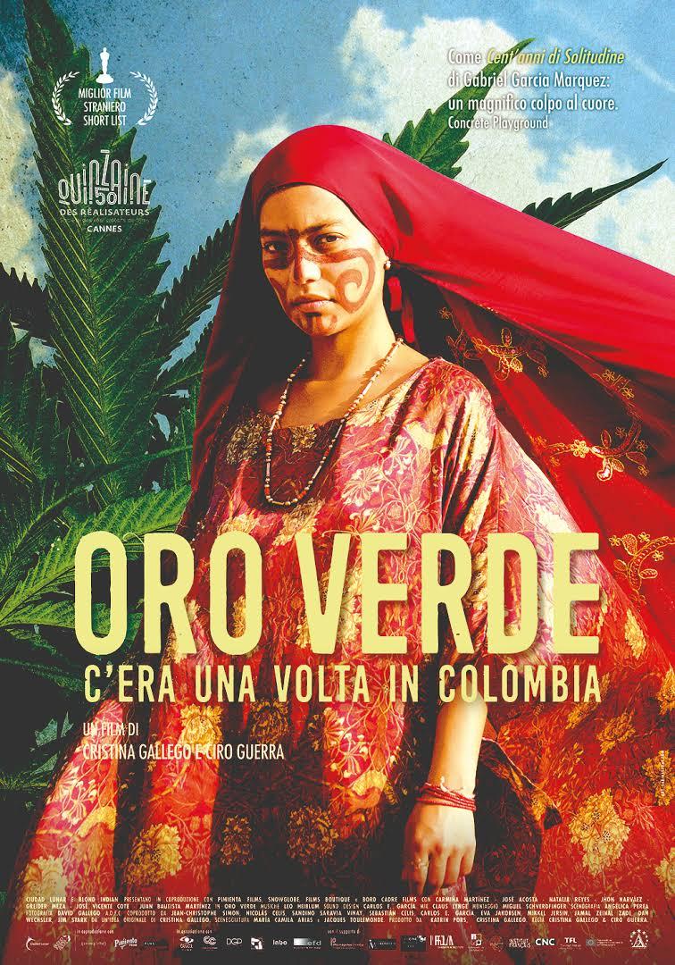 Cinema&Spettacolo. Oro Verde-C'era una volta in Colombia, un film di Cristina Gallego e Ciro Guerra. Recensione di Maurizio Coscia(Sargon)