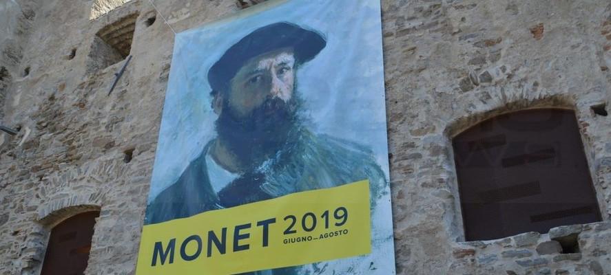 Monet: ritorno in Riviera; di BrunoVolpi