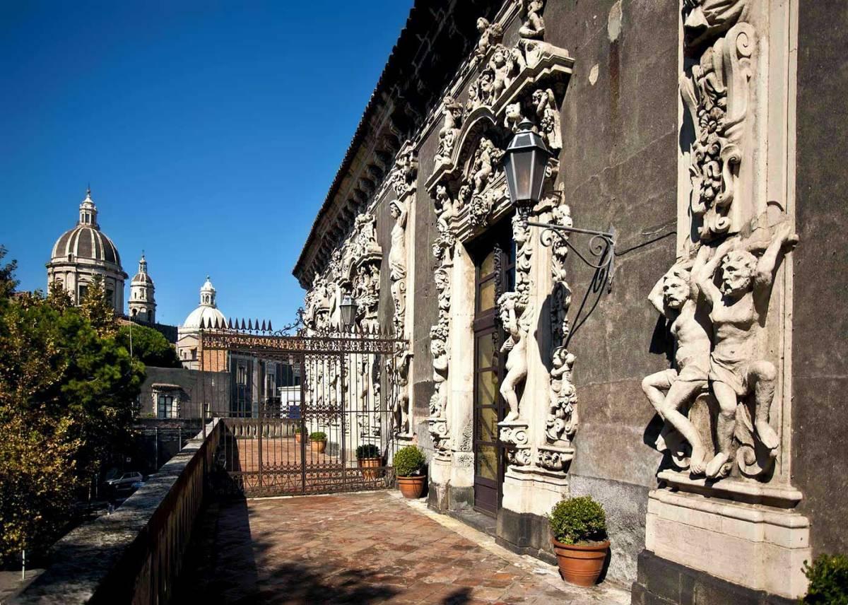 Dimore storiche di Sicilia: Palazzo Biscari, di DonatellaPezzino