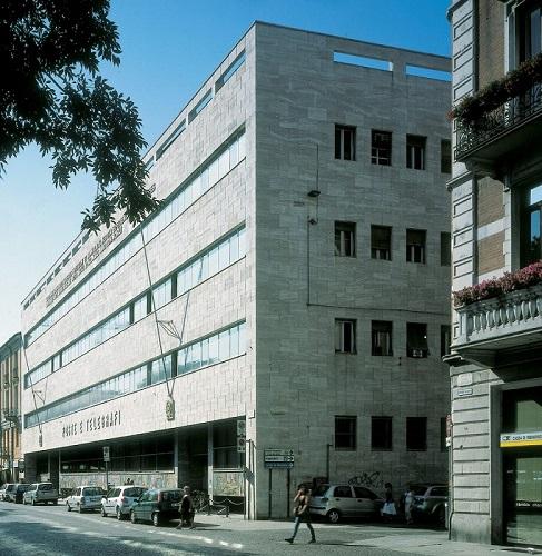 Palazzo delle Poste A 500