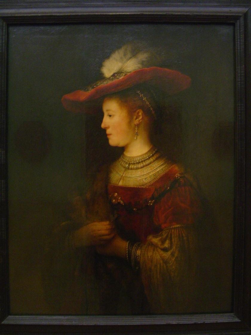Saskia_von_Uylenburgh_im_Profil_(Rembrandt)_3