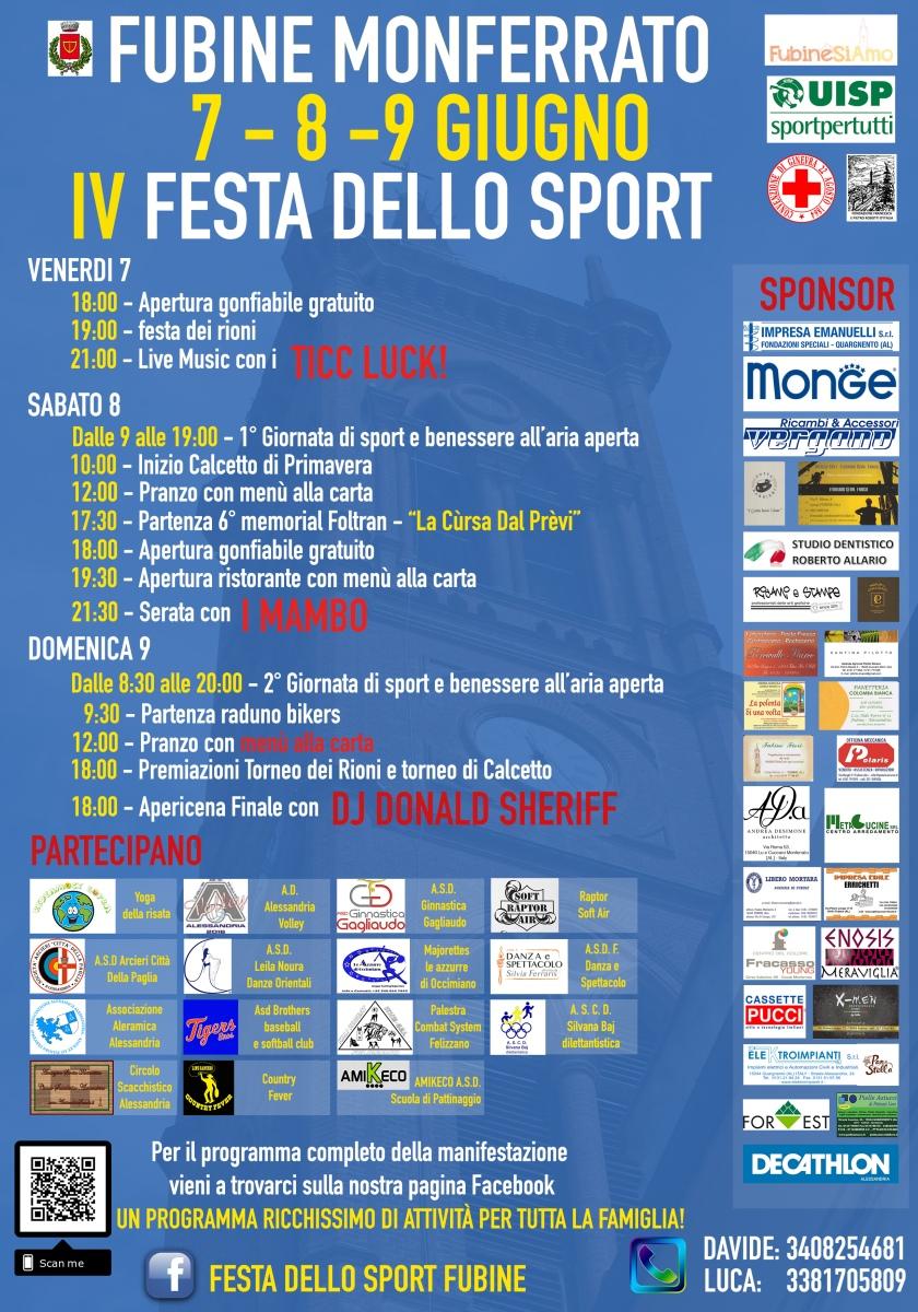 sport Manifesto Affissioni