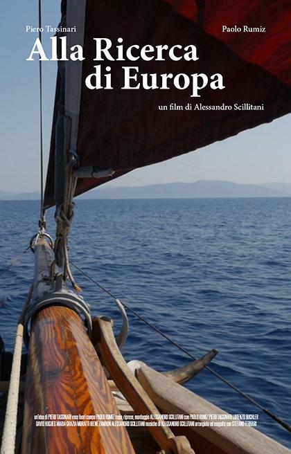 voce locandina Alla ricerca di Europa