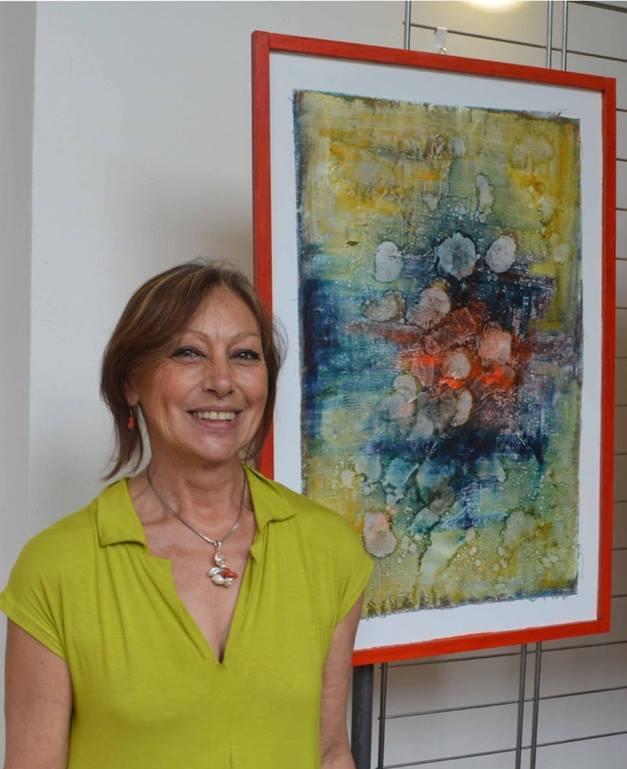 Arti visive. La pittura di Anna Gatto, artista di Novi ligure (AL). Articolo a cura di Maurizio Coscia(Sargon)