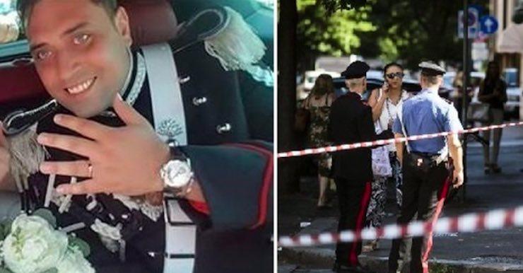 Carabiniere-ucciso-fermo-in-caserma-Magrebino-con-documento-francesi